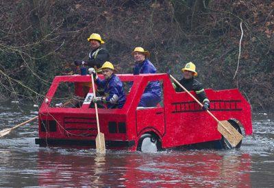 matlock raft race